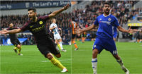Aguero or Costa: Who would you choose?