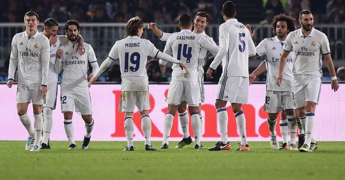 Real Madrid: Win in Yokohama
