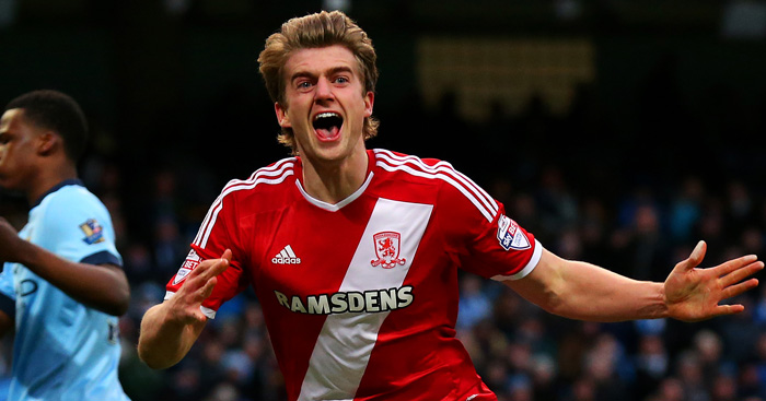 Patrick Bamford: Successful loan spell with Boro two years ago