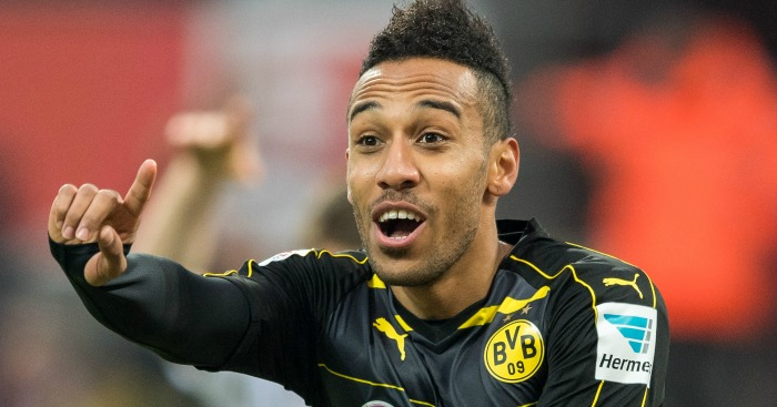 Pierre-Emerick Aubameyang: Will cost £60m in the summer