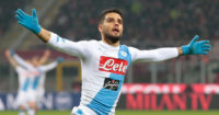 Lorenzo Insigne: Watching Arsenal developments
