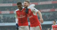 Shkodran Mustafi: Upbeat on title chances