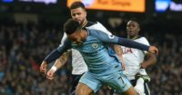 Raheem Sterling: Pushed by Kyle Walker