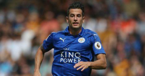 Luis Hernandez: Departs Leicester