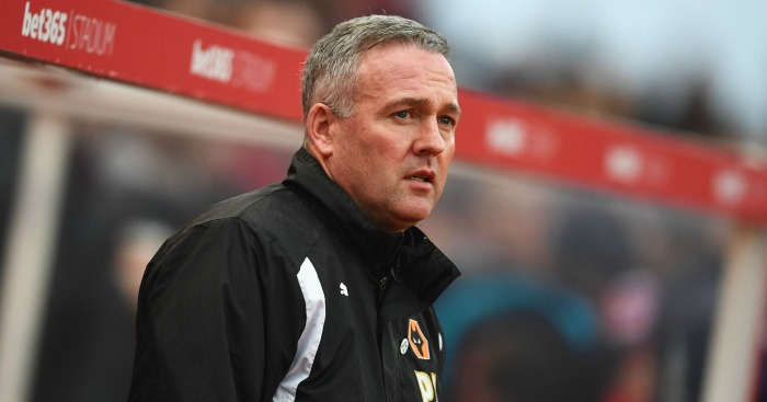 Paul Lambert: Ready for Anfield trip