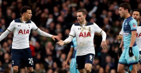 Dele Alli: Rescues Tottenham
