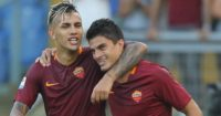 Leandro Paredes: Linked with a move to Anfield