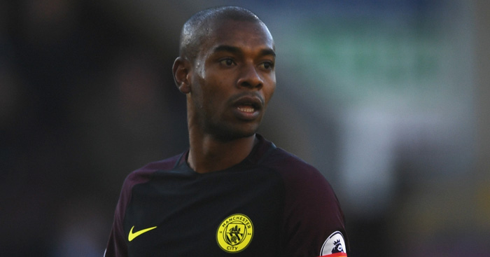 Fernandinho: Ready to make return