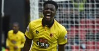 Christian Kabasele: Finds net for Watford