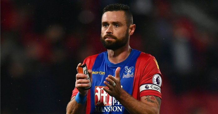 Damien Delaney: Fearing for Palace
