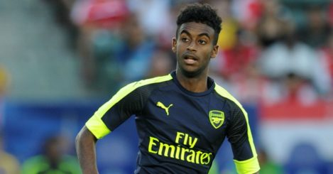 Gedion Zelalem: Going out on loan again