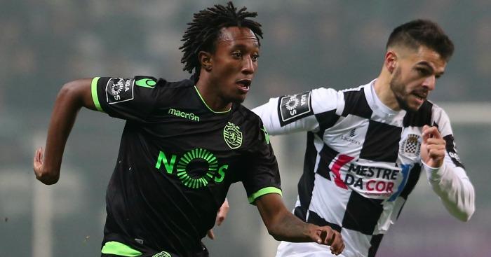 Gelson Martins: United target