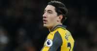Hector Bellerin: Had a game to forget