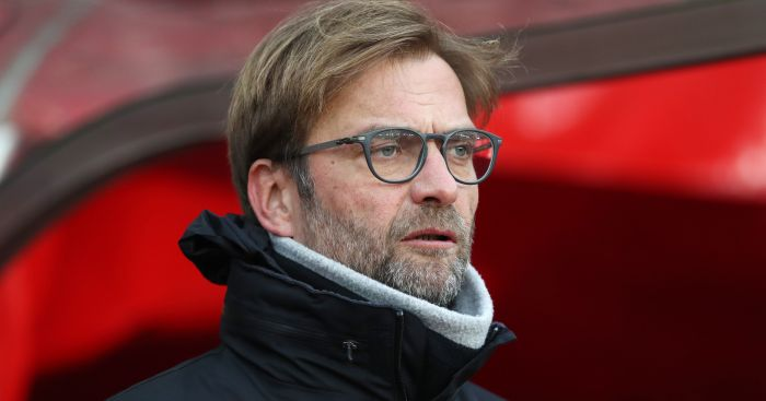 Jurgen Klopp: Criticised for Liverpool changes