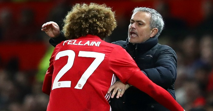 Mourinho Talks Up 'important' Fellaini; Gives Zlatan