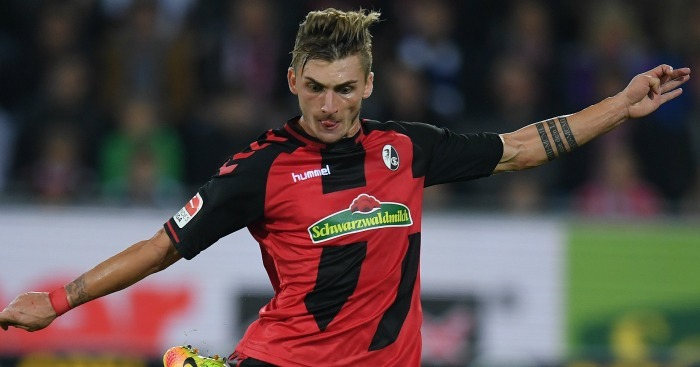 Maximilian Philipp: Linked with PL duo