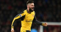 Olivier Giroud: Rescues dramatic point