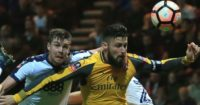 Olivier Giroud: Arsenal's match-winner