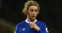 Tom Davies: Impressing for Everton