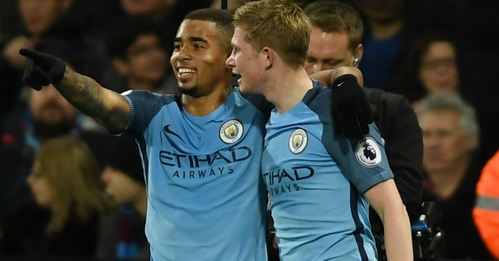 Gabriel Jesus: Enjoying life in England