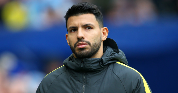 Sergio Aguero: Unsure of City future