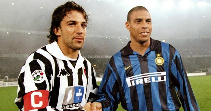 Alessandro Del Piero, Ronaldo: In our quiz, or red herrings?