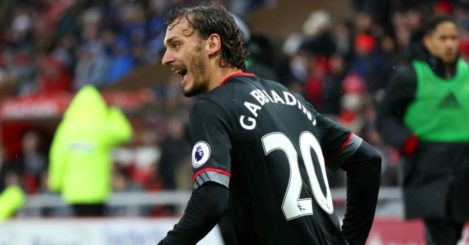 Manolo Gabbiadini: In red-hot form