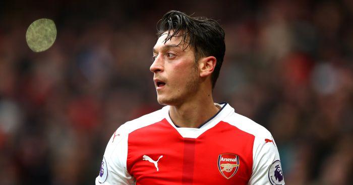Mesut Ozil: Struggles for Arsenal