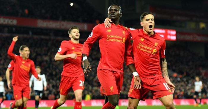 Liverpool: Too good for Tottenham on Saturday