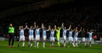 Huddersfield: Challenging for promotion