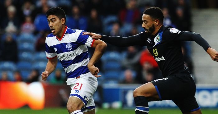 Massimo Luongo: Has signed a new QPR deal