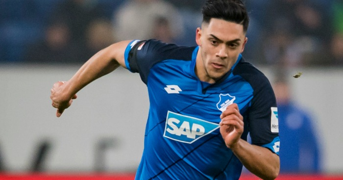 Nadiem Amiri: Is a target for Liverpool and Tottenham