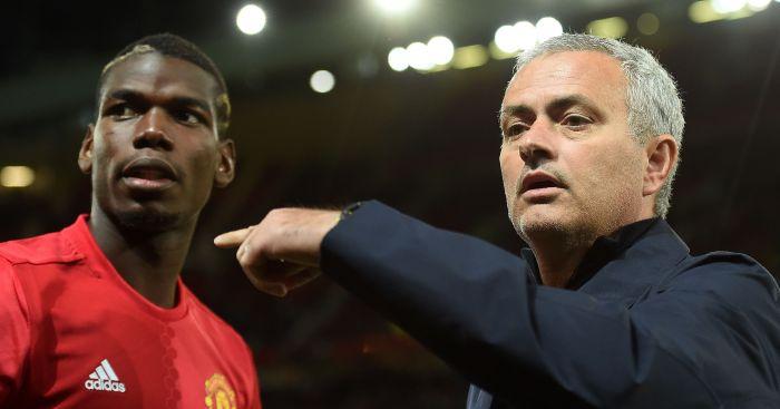 Mourinho reveals more details of Pogba relationship, state of Man Utd