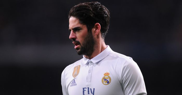 Isco: Could leave Real Madrid this summer