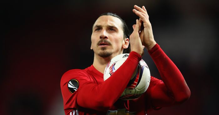 Zlatan Ibrahimovic: Set to leave Man United this summer