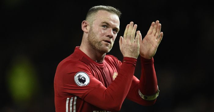 Wayne Rooney: Ended speculation over future