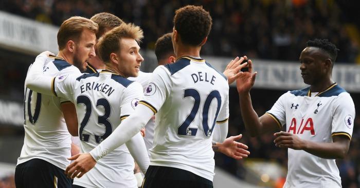 Tottenham: Pushing Chelsea all the way