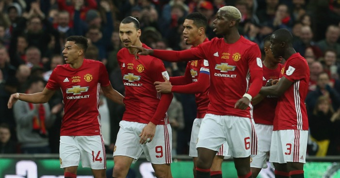 Manchester United: EFL Cup winners