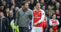 Hector Bellerin: Is keen on a move to Man City