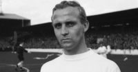 Alex Young: Pictured in 1963