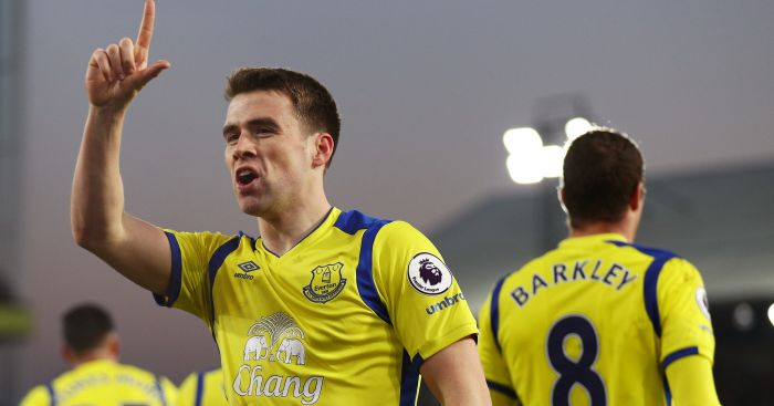 Seamus Coleman: Bayern move played down