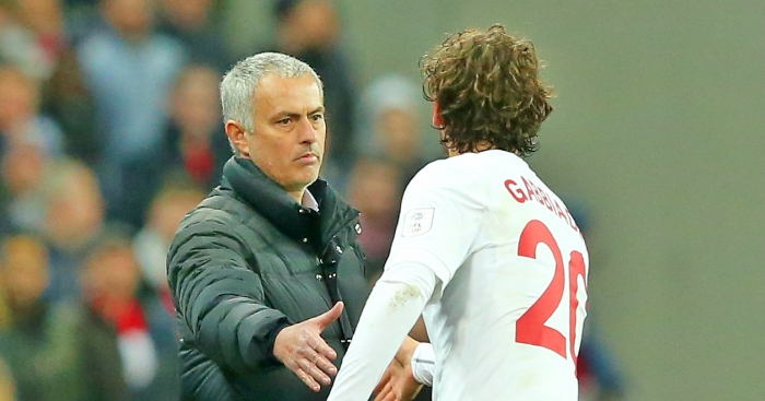 Manolo Gabbiadini: Had words with Jose Mourinho
