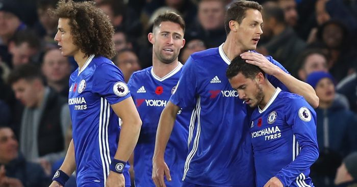 Eden Hazard: Reportedly wanted by Real Madrid