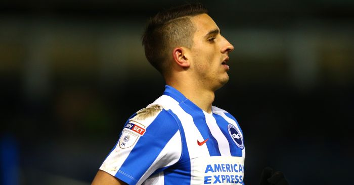 Anthony Knockaert: In the team of the season