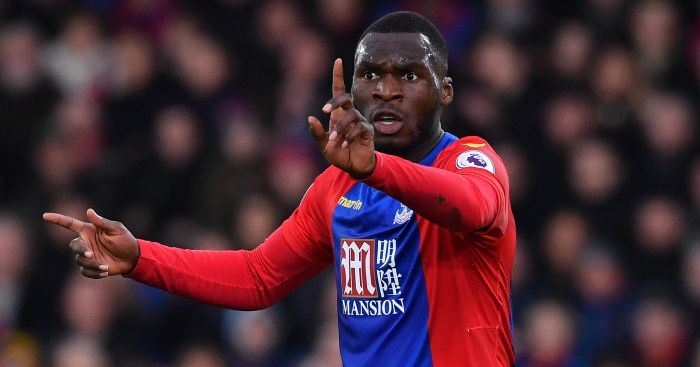 Christian Benteke: Is a real handful on his day