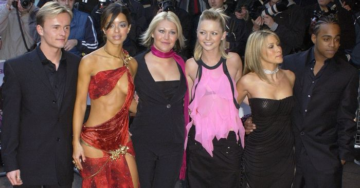S Club 7: A favourite of Wilshere growing up