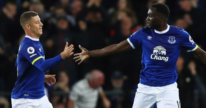 Ross Barkley: Could be the next to sign up at Everton