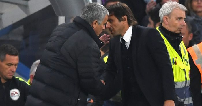 Antonio Conte: Ready to go head-to-head with Mourinho again