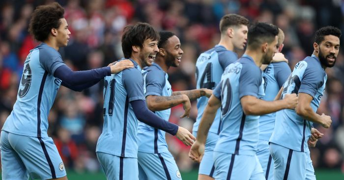 Manchester City: Were too good for Middlesbrough