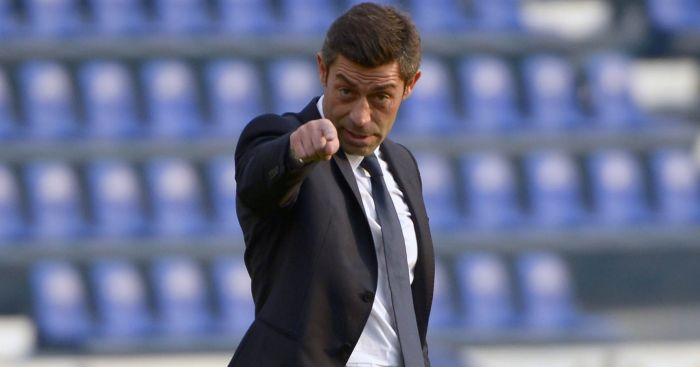 Pedro Caixinha: The new manager of Rangers